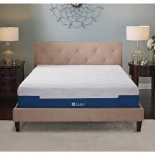 King Size Memory Foam Mattress Topper Lane 7 In Queen Size Memory Foam Mattress Rrlmf7qn The Home Depot