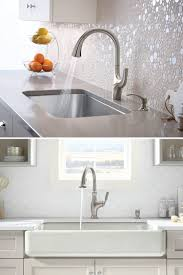 kohler simplice kitchen faucet kohler kitchen faucets best kitchen faucets antique brass finish