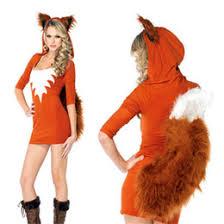 Inexpensive Womens Halloween Costumes Discount Women Fox Costume 2017 Fox Costume Women