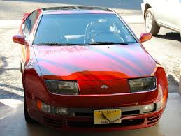 73k miles 5 speed 1993 nissan 300zx twin turbo bring a trailer