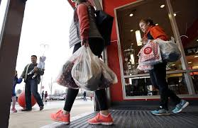 black friday target as images black friday in the suburbs across the country
