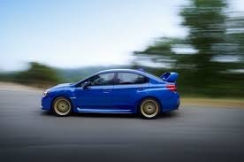 subaru impreza modified blue there will be a 2015 subaru wrx sti