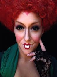 Makeup Ideas For Halloween Costumes by Hocus Pocus Costume Makeup Hocus Pocus Costume Hocus Pocus And