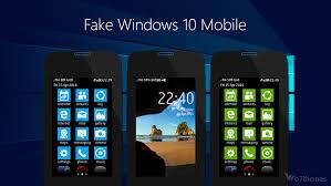windows 10 themes for nokia asha 210 windows 10 mobile style theme asha full touch