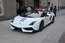 Lamborghini Gallardo White - 2012 lamborghini gallardo lp 570 4 spyder performante in white