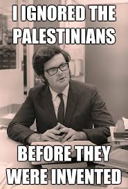 Newt Gingrich Meme - i ignored the palestinians before they were invented hipster newt