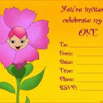 card invitation design ideas bersonalised birthday invitation