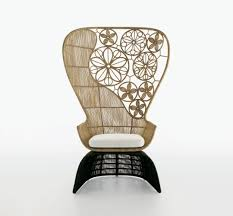 b b italia sessel armchair crinoline u2013 collection b u0026b italia outdoor u2013 design