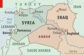 download map of iraq and syria major tourist attractions maps