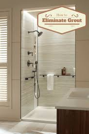 best 25 shower wall panels ideas on pinterest wet wall shower 5 strategies including grout free shower wall panels to eliminate the hassles of grout