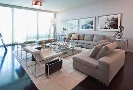 living room miami beach dkor interiors interior design at the bath club in miami beach fl