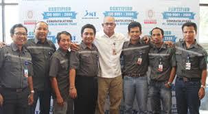 bureau veritas indonesia presiden bureau veritas indonesia menyerahkan sertifikat iso 9001