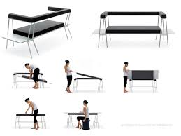 space saving design ideas modern italian furniture space saving