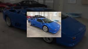 lamborghini diablo ebay donald s lamborghini diablo fails to find support on ebay