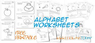 printable alphabet worksheets for esl kindergarten