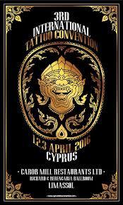 cyprus international tattoo convention international tattoo