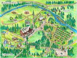 Three Sisters Springs Map Info And Faq Breitenbush Springs