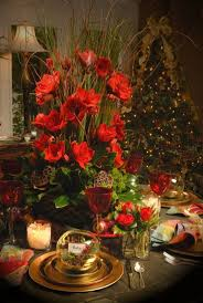 1037 best christmas table decorations images on pinterest