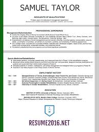 10 resume template 2016 budget template letter 20 awesome resume