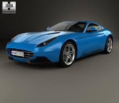 Ferrari F12 2008 - ferrari f12 berlinetta lusso 2014 3d model hum3d
