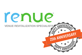 twenty fifth anniversary renue systems celebrates its 25th anniversary cleanfax