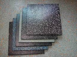rubber flooring inspection internachi