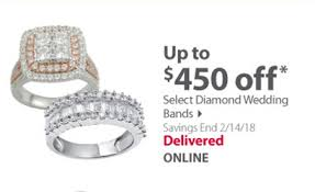 bjs wedding rings bjs wholesale club celebrate s day with savings milled