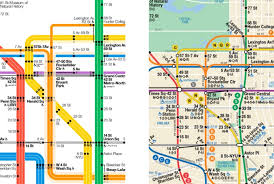 map of nyc it s time to redesign the new york city subway map here s how