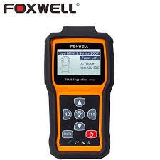 reset tyre pressure bmw 3 series aliexpress com buy foxwell nt1001 tpms trigger tool decode tire