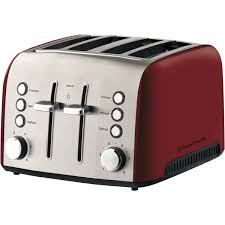 Transparent Toaster For Sale Russell Hobbs The Good Guys