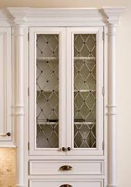 rustic glass kitchen cabinets kitchen cabinets with furniture style flair glass cabinet