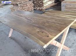 Black Walnut Table Top by Black Walnut Wenge Acacia Wood Table Top With Live Edges From Vietnam