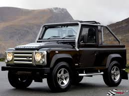 land rover defender black land rover defender review and photos