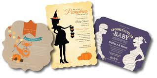 new halloween invitations for birthdays baby showers weddings u0026 more