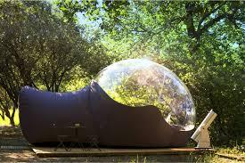 chambre bulles nouvelle location insolite la maison bulle voyage insolite