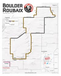 Boulder Colorado Map Boulder Roubaix Coloradobikemaps
