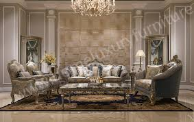 Italian Furniture Living Room Baroque Style Furniture Italian Sofa Set Living Room Regarding