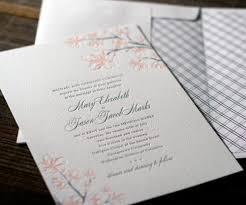 cherry blossom wedding invitations cherry blossom wedding ideas em for marvelous