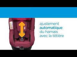 babylux siege auto siège auto spin 360 de joie présentation