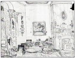 house drawing ideas u2013 modern house