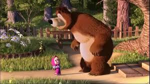 Film Kartun Anak Anak Marsha And The Bear Video Dailymotion
