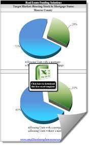 free mortgage broker business plan templates target market