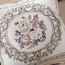 sofa franzã sisch luxus jacquard floral beige sofa polsterbezüge europäischen