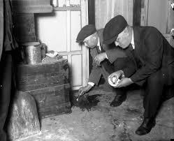 famous crime scene photos history of crime scene investigation 1940s chicago csi in photos