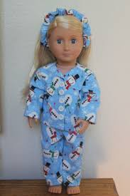 73 best american doll pajamas images on american