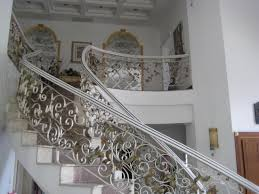 Staircase Banister Kits Wrought Iron Stair Railing Kits Fine Wrought Iron Stair Railing