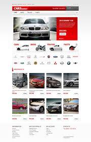 lexus car website car dealer responsive magento theme 47402