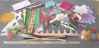kids craft kit unicorn birthday kids gift craft storage