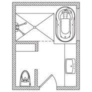 50 Sq Ft Bathroom by Floor Plan Options Bathroom Ideas U0026 Planning Bathroom Kohler