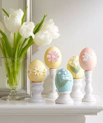 easter decorations for the home white scheme easter decorations for the home design idea and